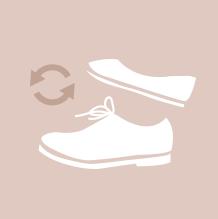 Wissel regelmatig van schoenen en desinfecteer schoenen en sokken met een schimmelwerend middel.