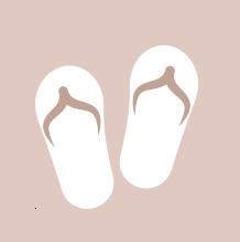 Schimmelinfecties zijn besmettelijk. Douche na het sporten met badslippers aan en droog je voeten goed af, ook tussen de tenen.